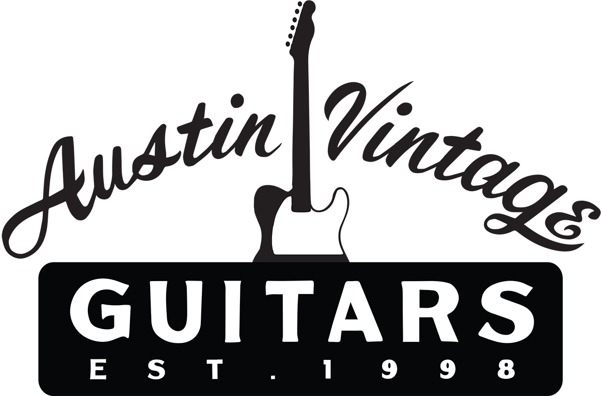 Austin Vintage Guitar logo