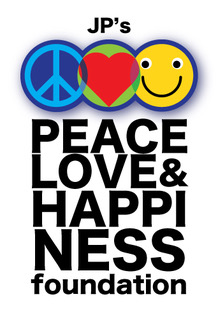 Peace Love and Happiness Foundation logo