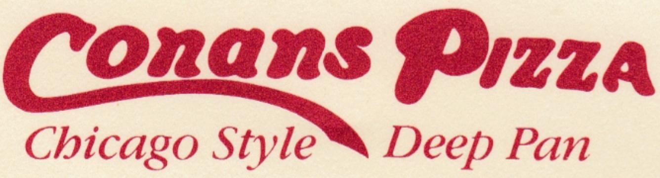 Conan's Pizza logo