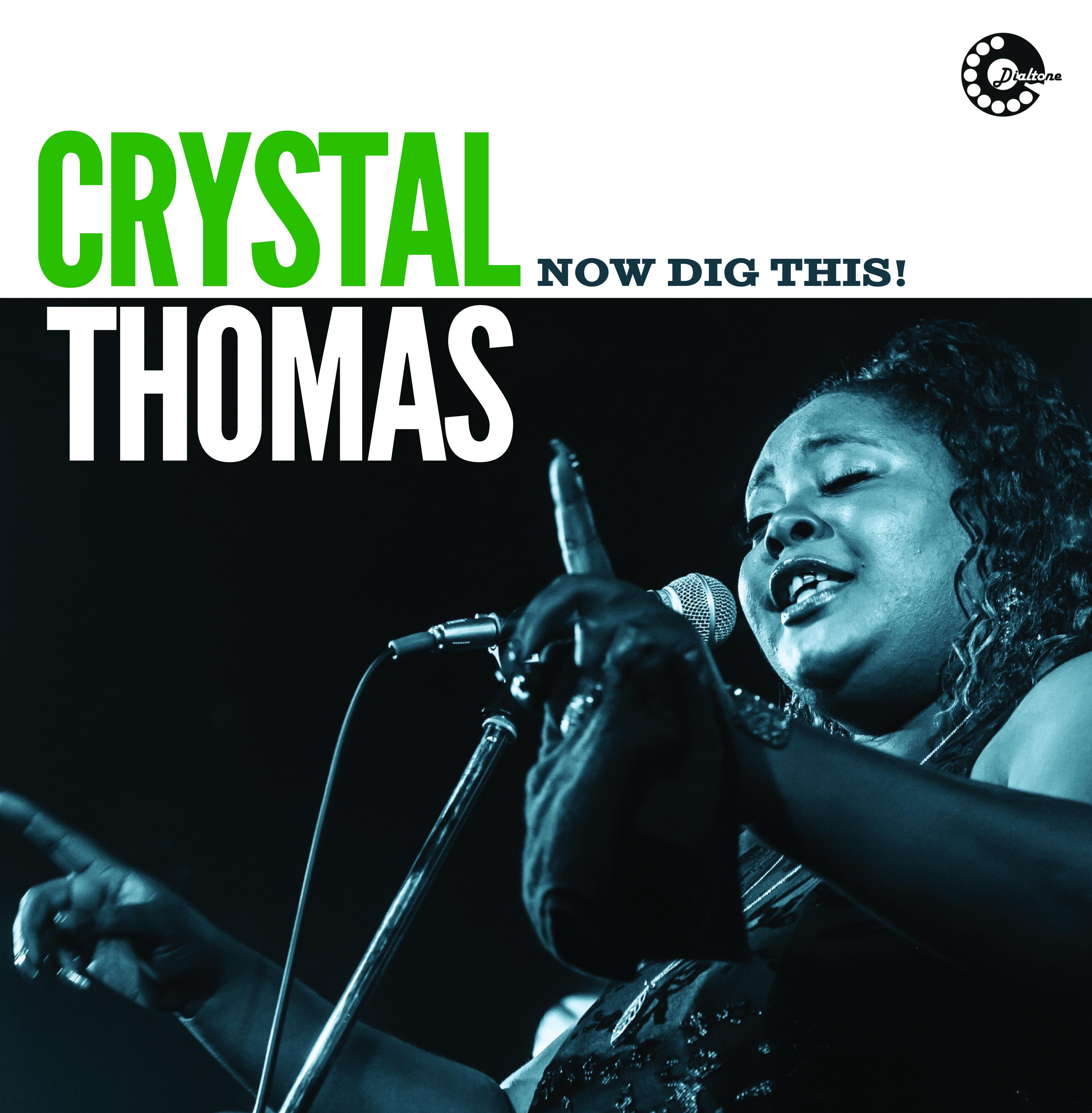 Crystal Thomas Cover Image